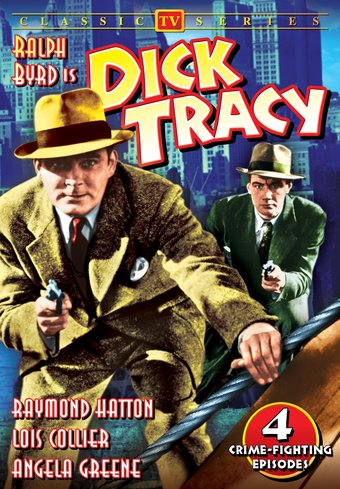 "Dick Tracy, Volume 1 - 11"" x 17"" Poster"