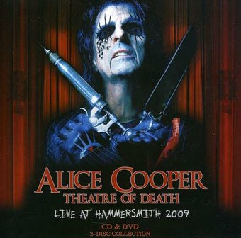 Theatre of Death: Live at Hammersmith 2009 (CD +