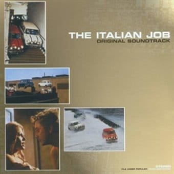 Quincy Jones The Italian Job