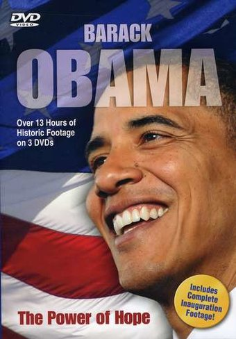 Barack Obama - The Power of Hope (3-DVD)