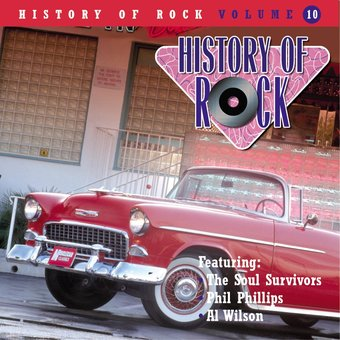History of Rock, Volume 10