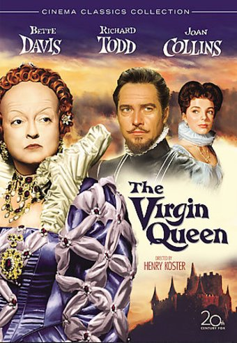 The Virgin Queen (Bette Davis Centenary