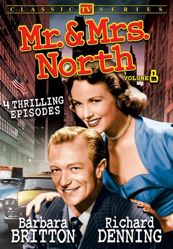 "Mr. & Mrs. North, Volume 8 - 11"" x 17"" Poster"