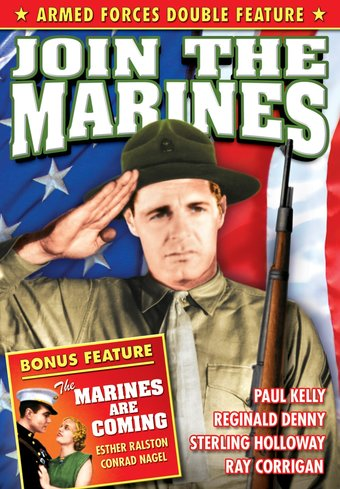 Join the Marines (1937) / The Marines Are Coming