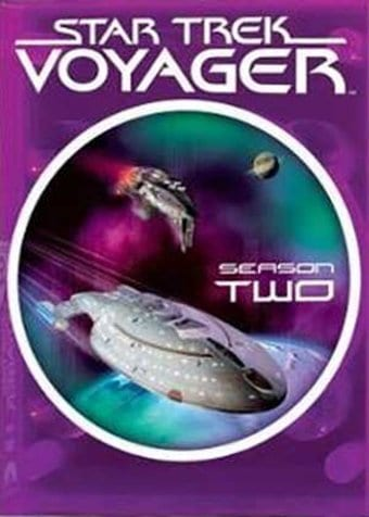 Voyager - Complete 2nd Season (7-DVD)