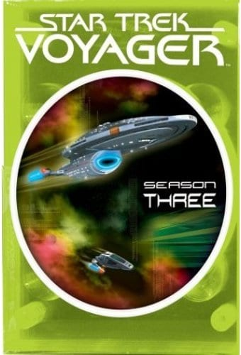 Voyager - Complete 3rd Season (7-DVD)