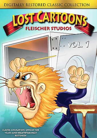 Lost Cartoons, Volume 1: Fleischer Studios
