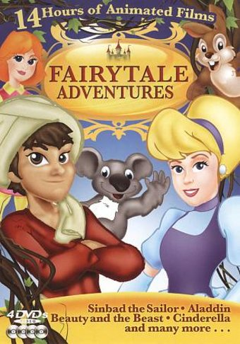The Fairytale Adventures (4-DVD)