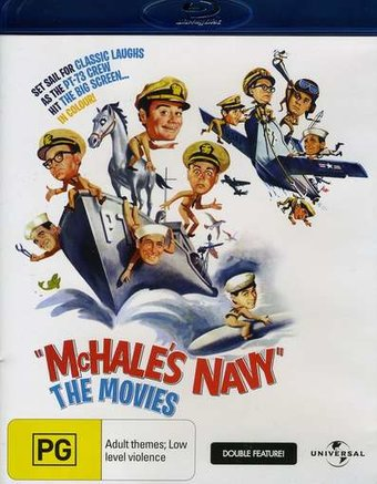 McHale's Navy Double Feature - McHale's Navy