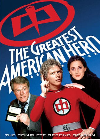 Greatest American Hero - Season 2 (4-DVD)