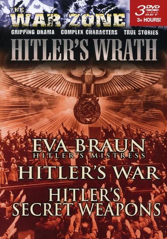 The War Zone: Hitler's Wrath (3-DVD)