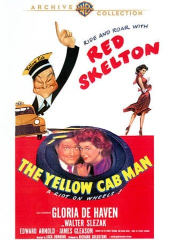 The Yellow Cab Man (Full Screen)