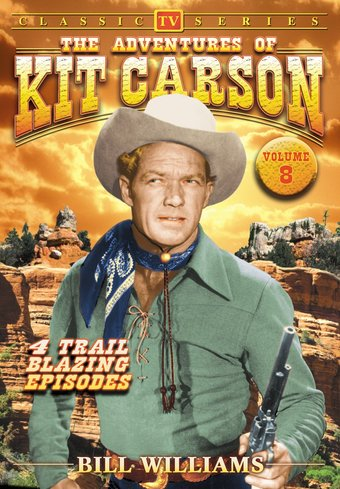 "Adventures of Kit Carson, Volume 8 - 11"" x 17"""