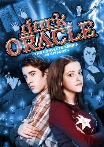 Dark Oracle - Complete Series (3-DVD)