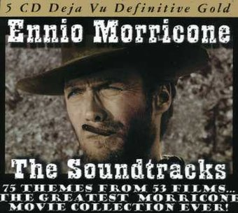 The Soundtracks: 75 Themes from 53 Films (5-CD)