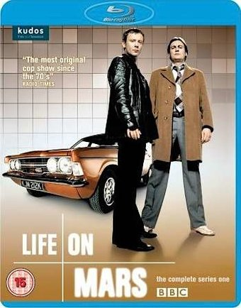 Life on Mars - Series 1 (Blu-ray) [Import]