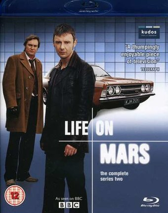 Life on Mars - Series 2 (Blu-ray) [Import]