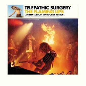 Telepathic Surgery (2-LPs - Blue Vinvl)