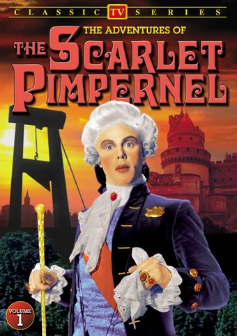 Adventures of the Scarlet Pimpernel, Volume 1 -