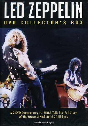 Led Zeppelin Dvd Collector S Box 2 Dvd 2007 Music