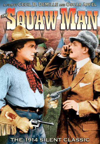 "The Squaw Man (1914) - 11"" x 17"" Poster"