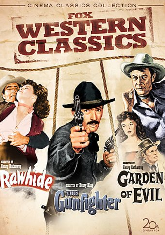 Fox Western Classics (Rawhide / The Gunfighter /