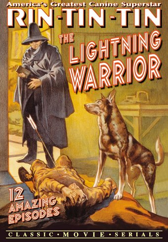 "Rin Tin Tin - Lightning Warrior - 11"" x 17"" Poster"