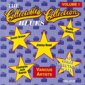 Collectables Blues Collection, Volume 1