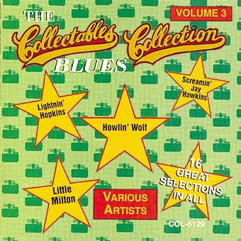 Collectables Blues Collection, Volume 3
