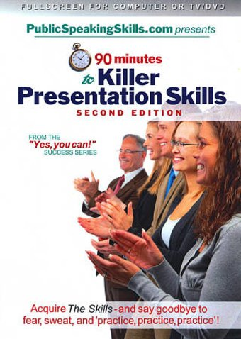 90 Minutes To Killer Presentation Skills