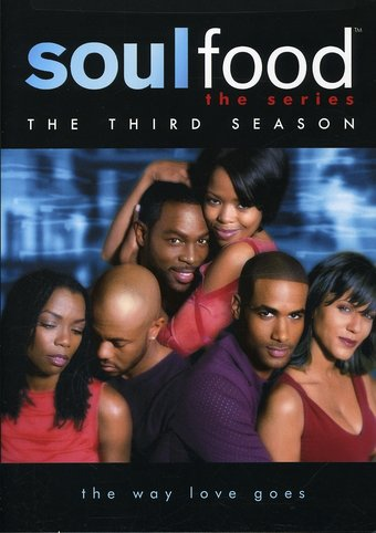 Soul Food: The Series - Complete 3rd Season