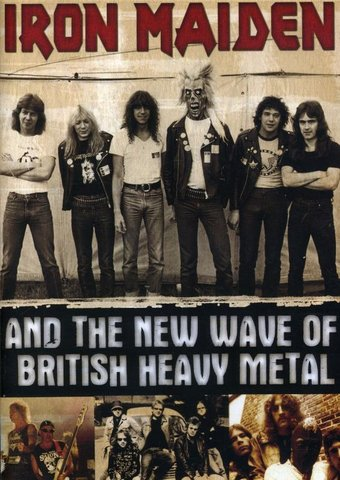 Iron Maiden and the New Wave of British Heavy