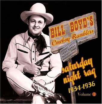 Saturday Night Rag: 1934-1936
