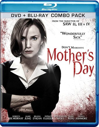 Mother's Day (Blu-ray + DVD)