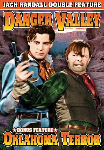 Jack Randall Double Feature: Danger Valley (1937)
