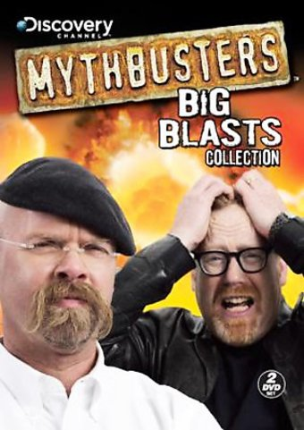 MythBusters - Big Blasts Collection (2-DVD)