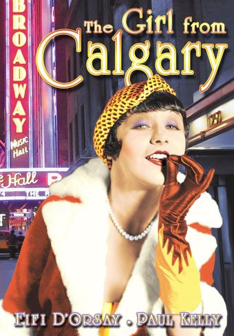 "The Girl From Calgary - 11"" x 17"" Poster"