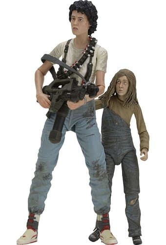 Aliens - Ripley & Newt Figure Pack