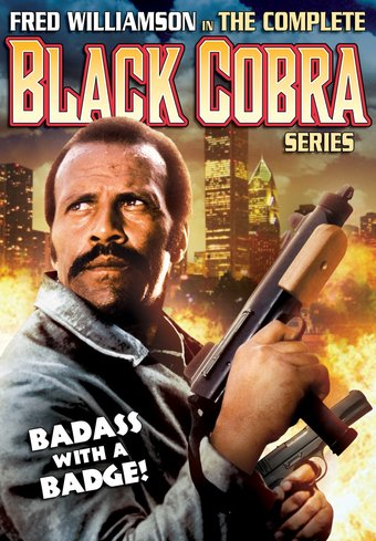"The Complete Black Cobra Series - 11"" x 17"" Poster"