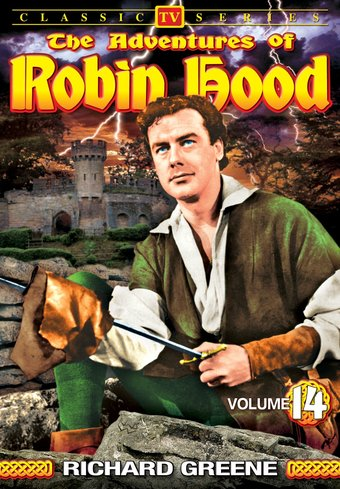 "Adventures of Robin Hood, Volume 14 - 11"" x 17"""