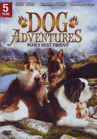 Dog Adventures - Man's Best Friend 5-Film