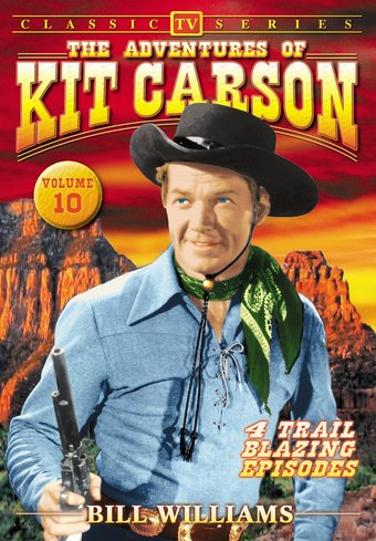 "Adventures of Kit Carson, Volume 10 - 11"" x 17"""