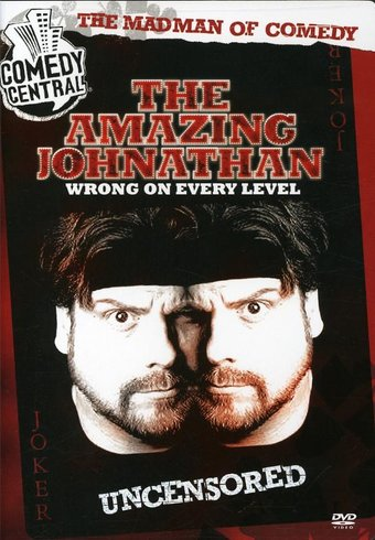 The Amazing Jonathan - Wrong On Every Level
