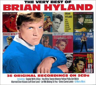Brian Hyland Sealed With A Kiss Summer Job
