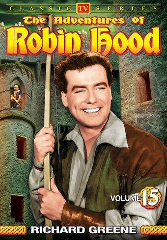 Adventures of Robin Hood - Volume 15