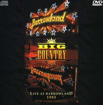 Big Country: Live at Barrowland 1983 / 84 (CD,