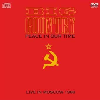 Live In Moscow- Peace In Our Time