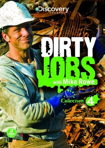 Dirty Jobs - Collection 4 (3-DVD)