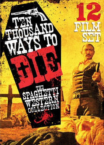 Spaghetti Western Collection (Beyond the Law /