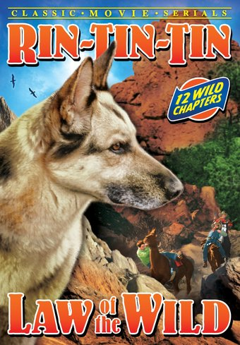 "Rin Tin Tin - Law of the Wild - 11"" x 17"" Poster"